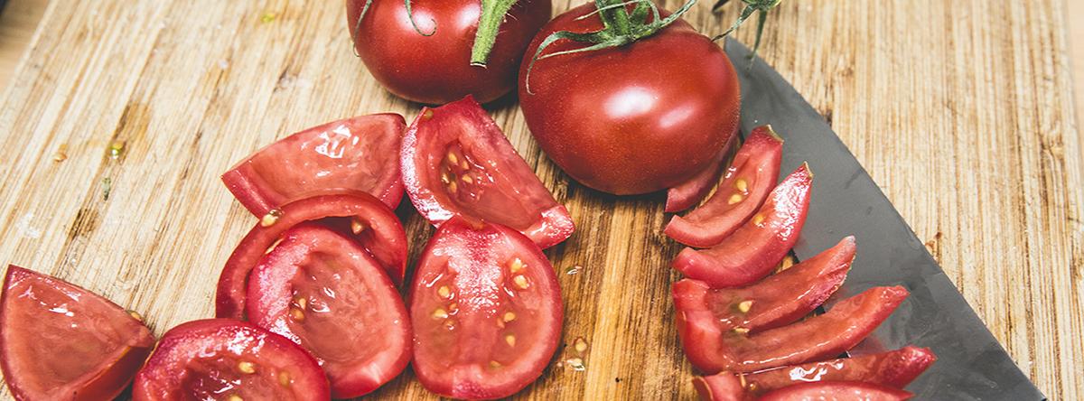 Tomatenschijfjes
